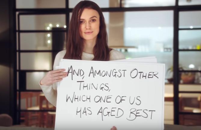 誰が一番歳をとっているか
