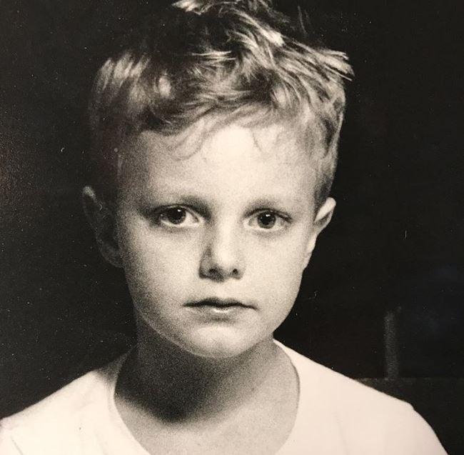 子供のころのジャック