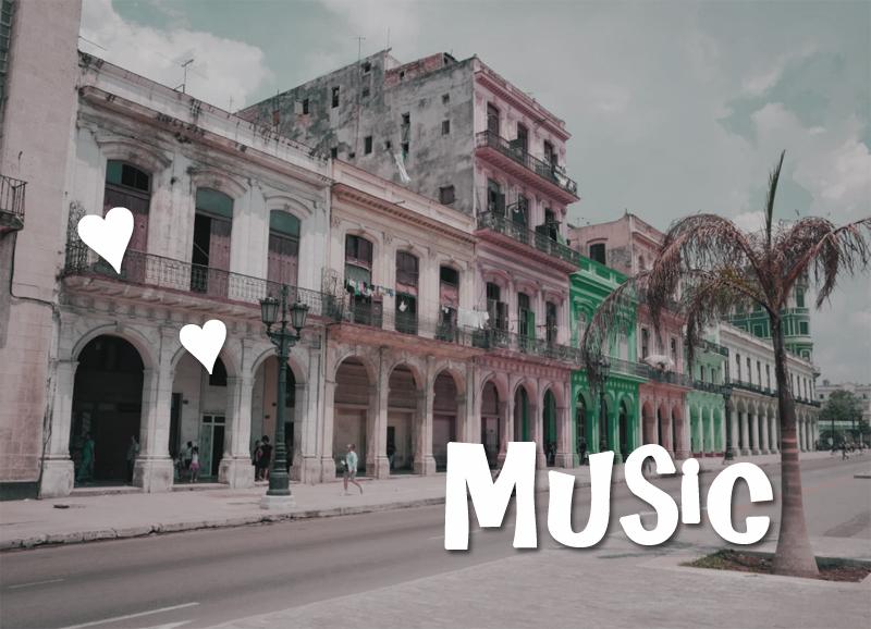 キューバの首都ハバナ