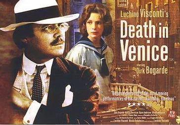 Death in Veniceポスター