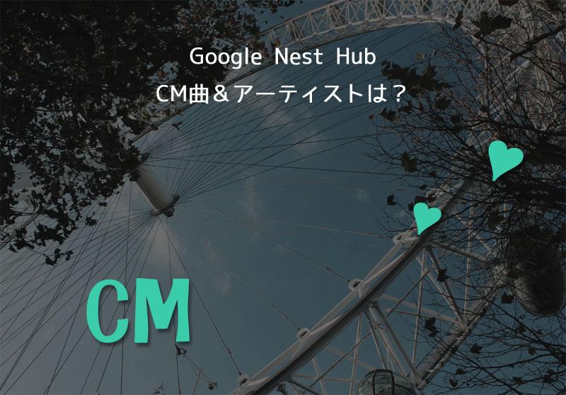 Google Nest Hub, cm